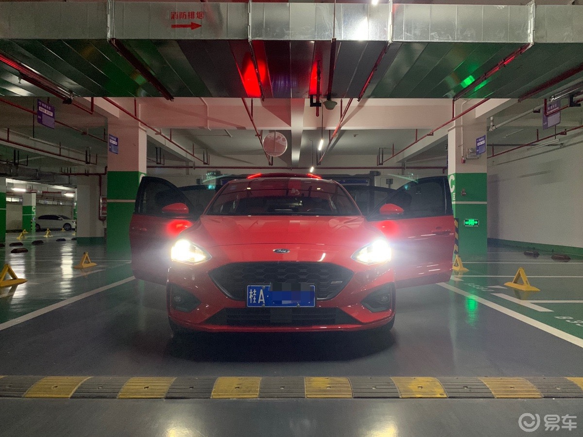 (用车感受)新一代福克斯ST-line7570 作者:不二先生 来源:福特车友会 发布时间:2020-4-8 15:19